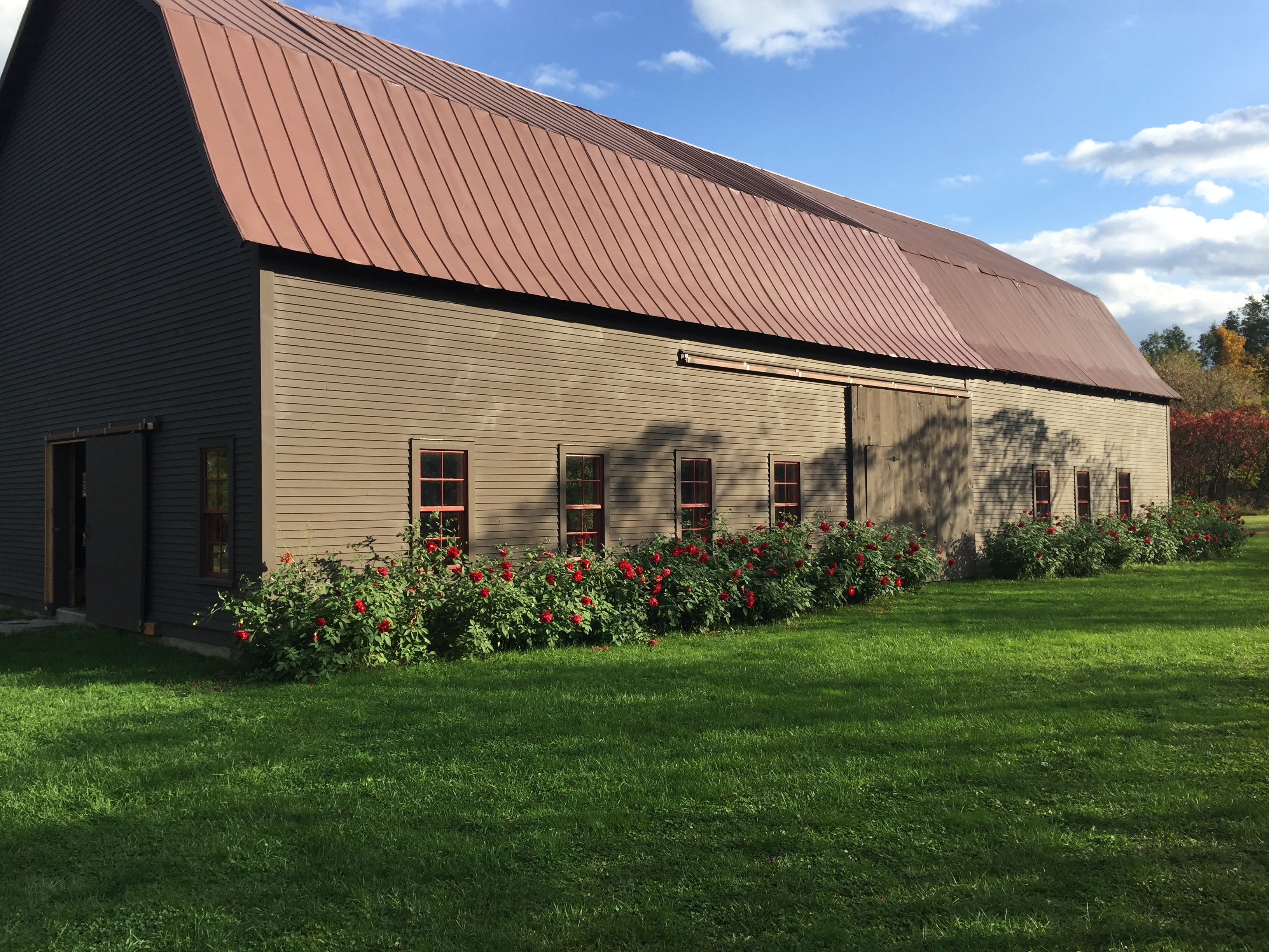The Conservation Barn: Museum and Education Center